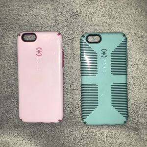 TWO SPECK IPHONE 7 CASES
